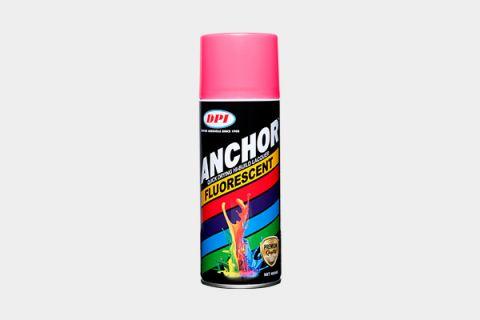 DPI Sendirian Berhad - Products - Aerosol Spray Paint - Anchor Fluorescent