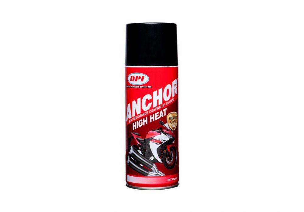 DPI Sendirian Berhad - Products - Aerosol Spray Paint - Anchor High Heat