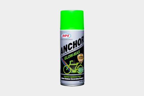 DPI Sendirian Berhad - Products - Aerosol Spray Paint - Anchor Glow in the Dark