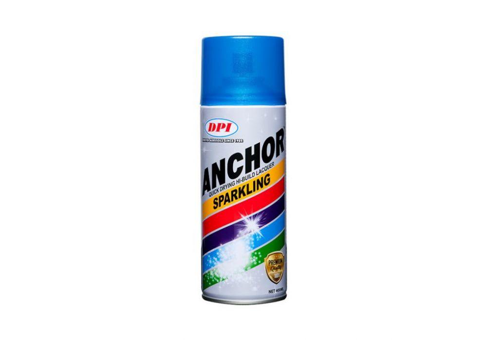 DPI Sendirian Berhad - Products - Aerosol Spray Paint - Anchor Sparkling