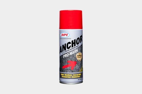 DPI Sendirian Berhad - Products - Aerosol Spray Paint - Anchor Pro Mark